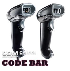 Lecteur de code bar