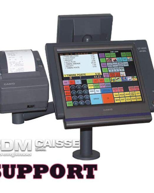 support-de-caisse-enregistreuse
