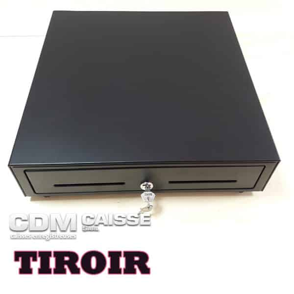 tiroir de caisse enregistreuse cdm caisse. Black Bedroom Furniture Sets. Home Design Ideas