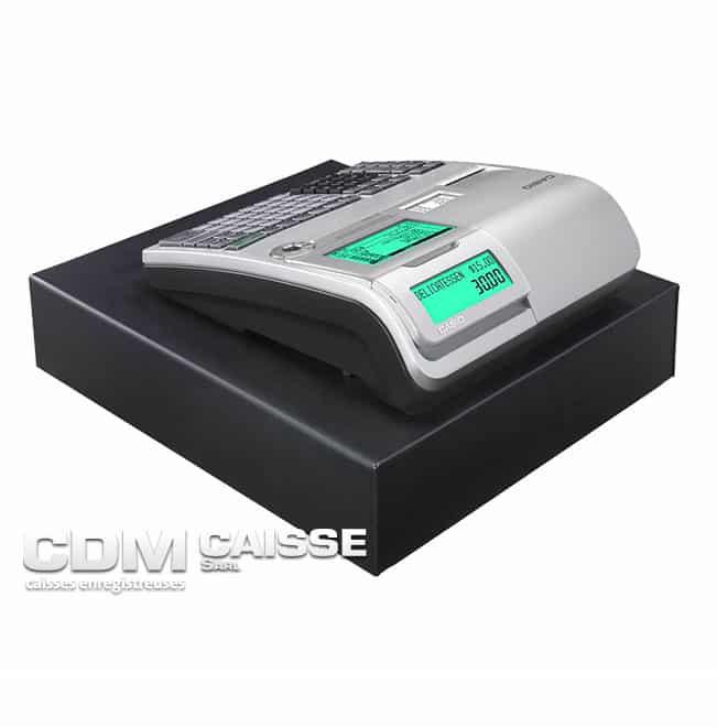 Caisse à clavier Casio SE-S400M